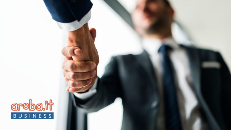 Partnership with ARUBA
