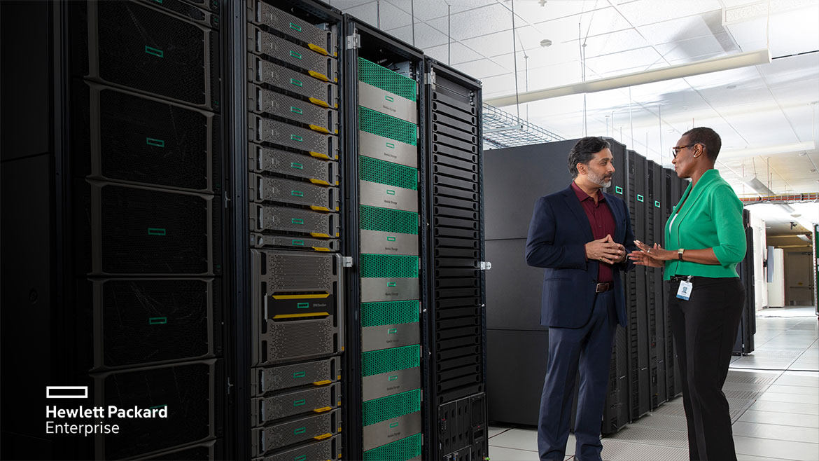 Partnership with HPE